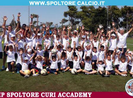 CAMP SPOLTORE CURI ACCADEMY | Un pallone, un campo e tanti sorrisi