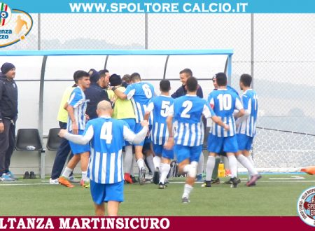 PRIMA SQUADRA | Il Martinsicuro espugna il Caprarese: finisce 1 a 2 per i teramani