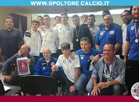 JUNIORES | I ragazzi Azulgrana premiati in Comune per la vittoria del Campionato