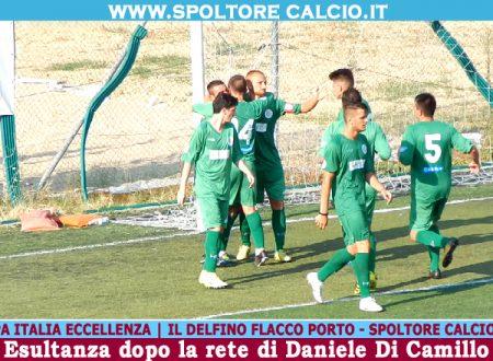 COPPA ITALIA | Pioggia di reti al San Marco: tra Delfino Flacco e Spoltore finisce 3-3