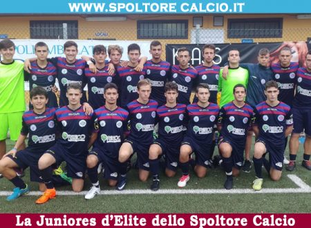 JUNIORES | Poker dello Spoltore all'esordio nel campionato Juniores d'Elite