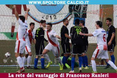 PRIMA SQUADRA | Spettacolo Spoltore: 3-1 al Paterno. Ancora doppietta per Ranieri